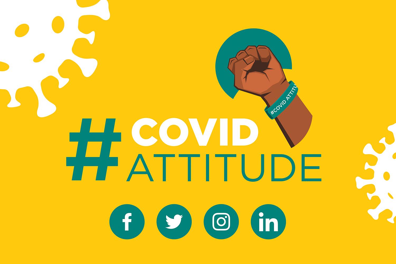 Campagne «#COVID Attitude»