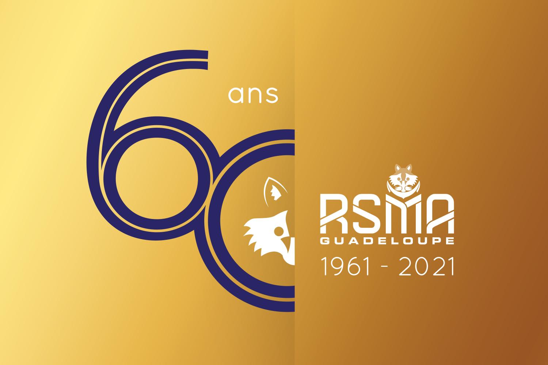 60 ans RSMA Guadeloupe