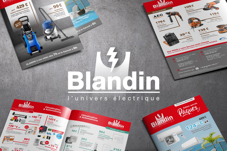 Communication Blandin